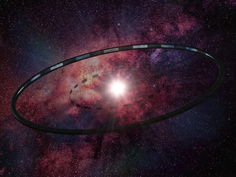 Ringworld by Giuseppe Gerbino (CC BY-SA 3.0)